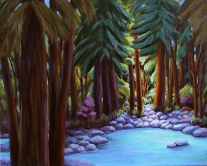 Marilyn Peeters Art Studio - Black Creek artist