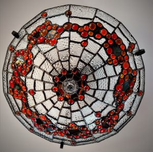 Jan's Glass by the Sea - Courtenay artist