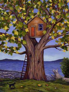 Tracy Kobus Fine Art - Courtenay artist