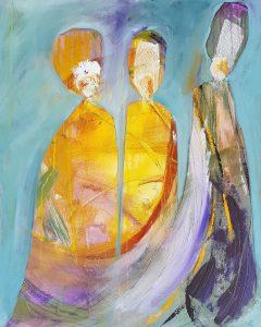 Sylvie Bart Studio - Parksville artist