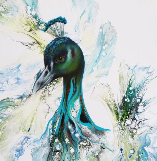percy_24x24_acrylic_canvas_maggie_ziegler