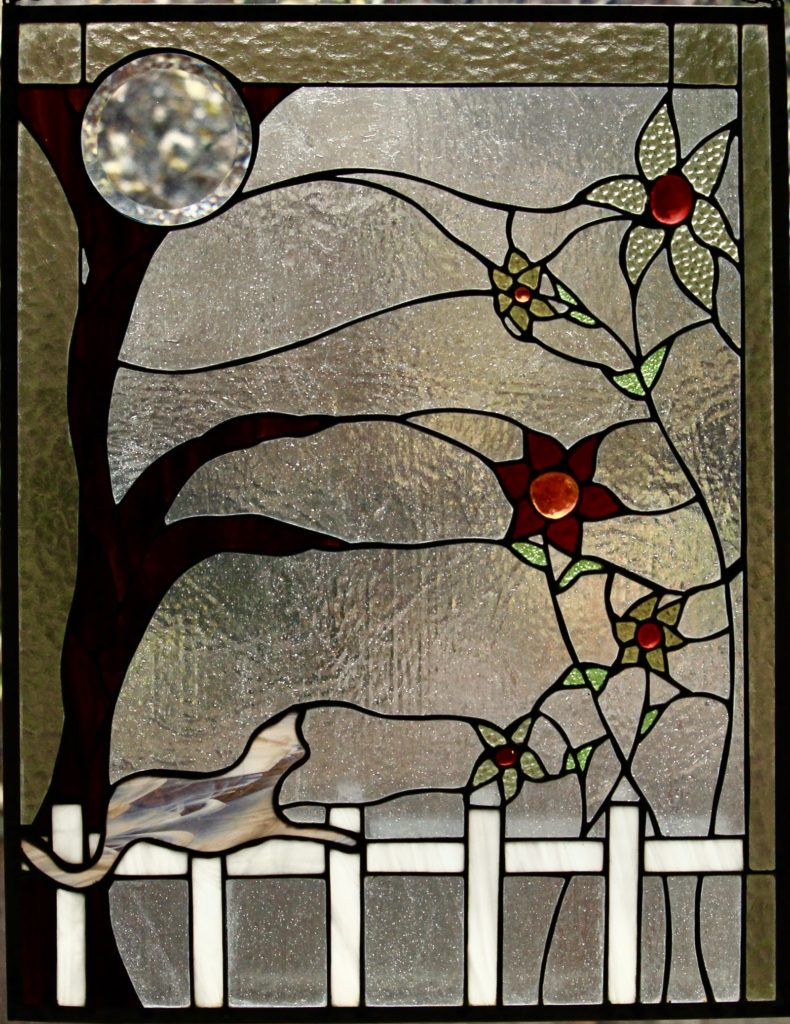 Patti Wilson's Stained Glass Studio 7