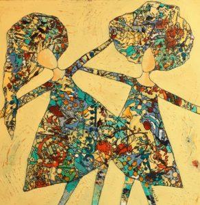 Lois Goodnough Art Studio 2