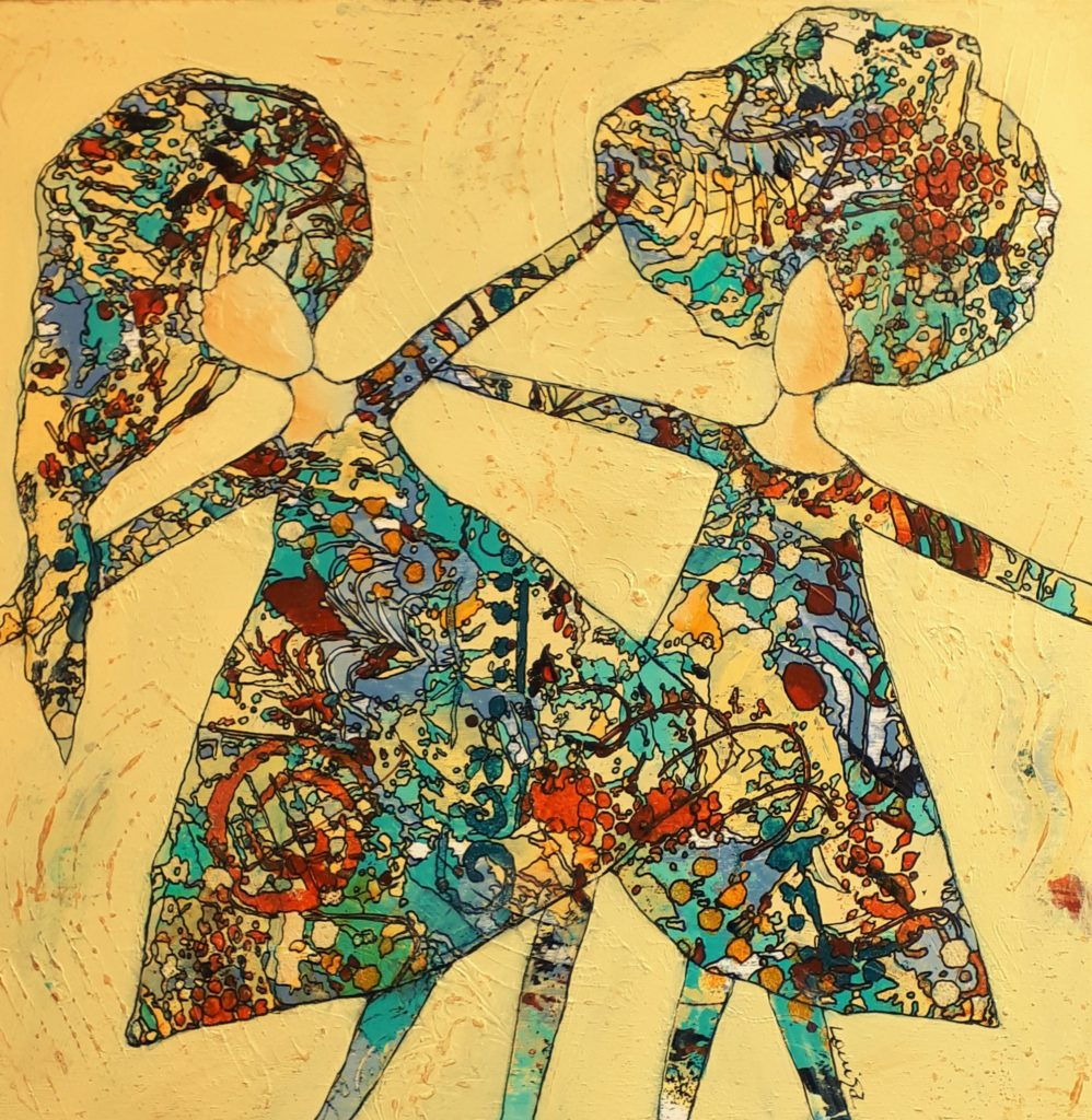 Lois Goodnough Art Studio 8