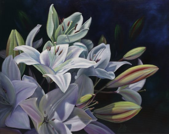 Coath-Lilies and light ll