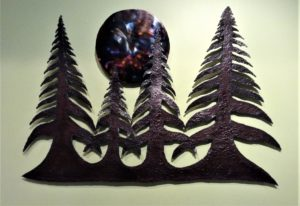 Brad Allen Metal Art 6