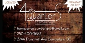 4 Quarters Restaurant 11