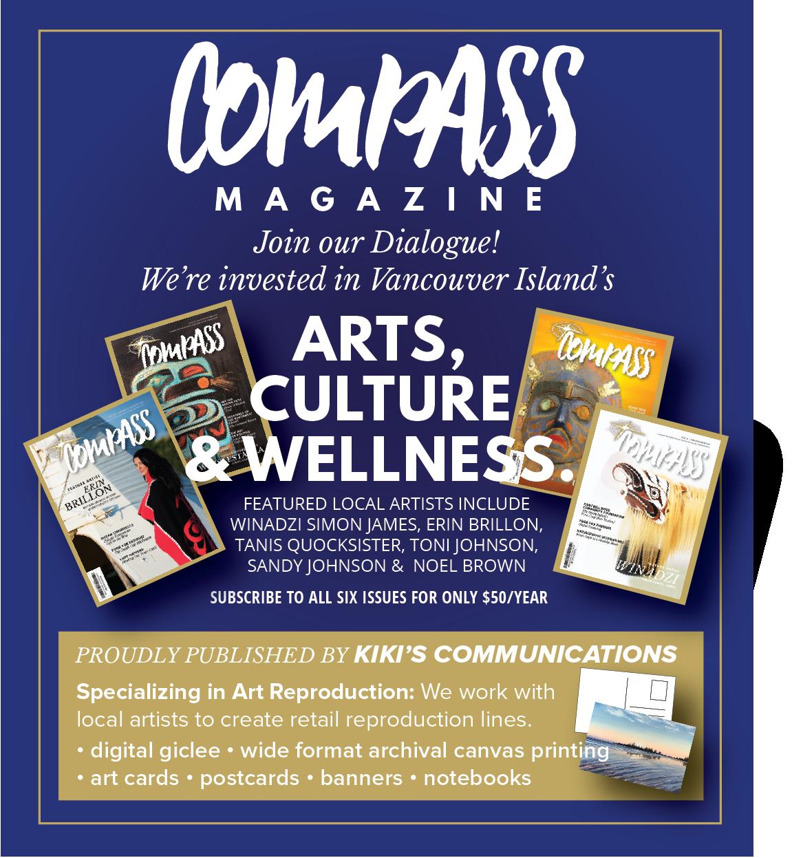Compass Magazine 1