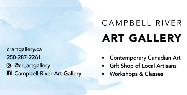 Campbell River Art Gallery 1