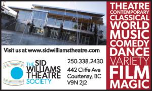 Sid Williams Theatre 12