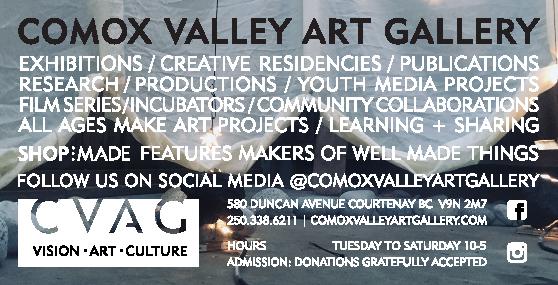 Comox Valley Art Gallery 1