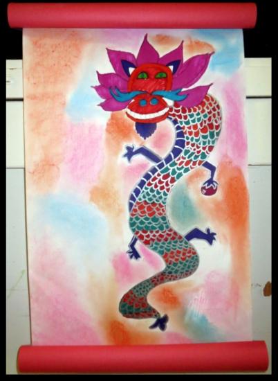 fae-gingerchinese dragon
