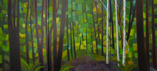 Jablonski-Jones A Walk in the Woods