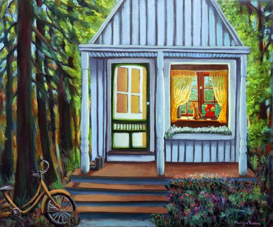 Peeters-The Cabin is Ready (Website)