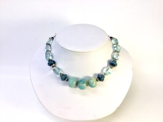 BellaStyle Jewelry-Cindy Monahan -green necklace