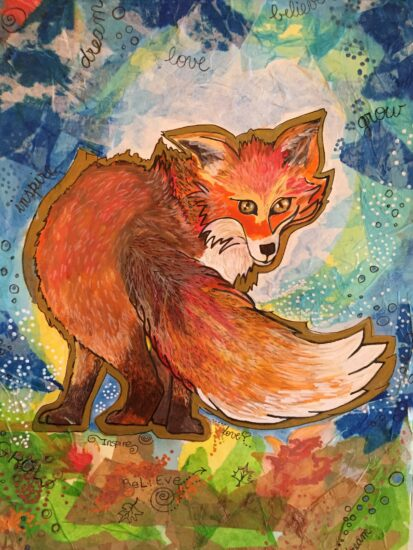 LANUSSE.The wisdom of a fox