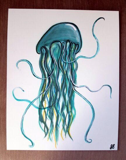 Sarfi-Jellyfish