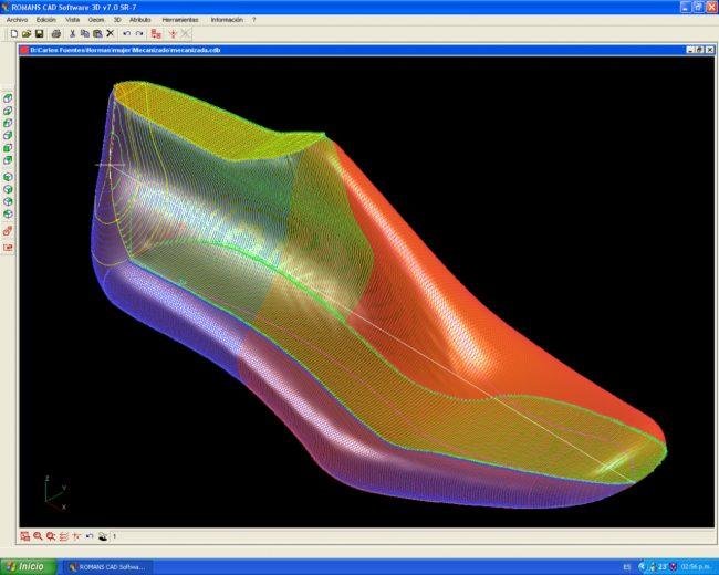 df529e74dba16 Diseño y desarrollo de calzado de alta calidad