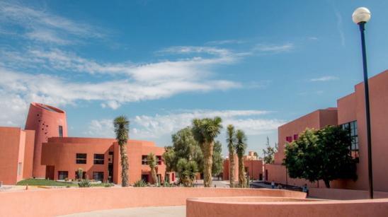 Infraestructura_El Colegio de San Luis