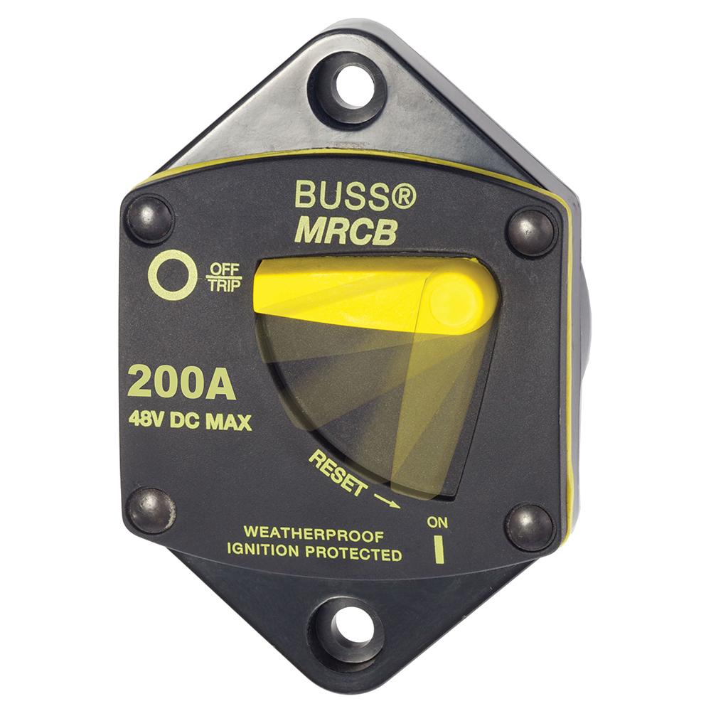 Blue Sea 7049 187-Series Thermal Circuit Breaker 200A