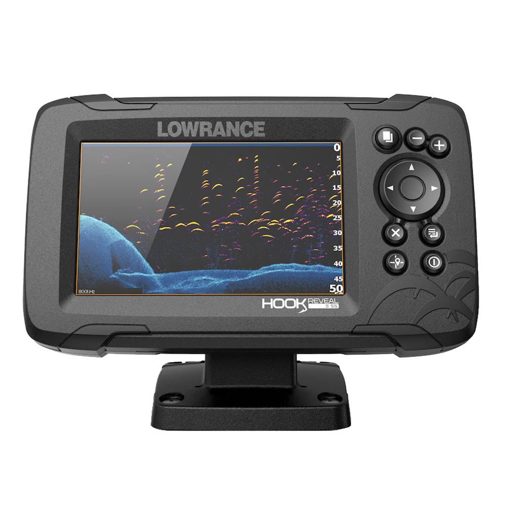 Lowrance 000-14588-001 Mounting Bracket Hds-12 Live