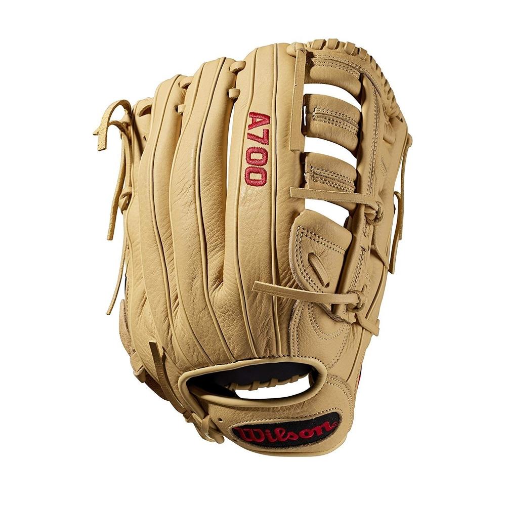 "Wilson WTA07LB19125 A700 All Positions 12.5/"" Baseball Glove LH"