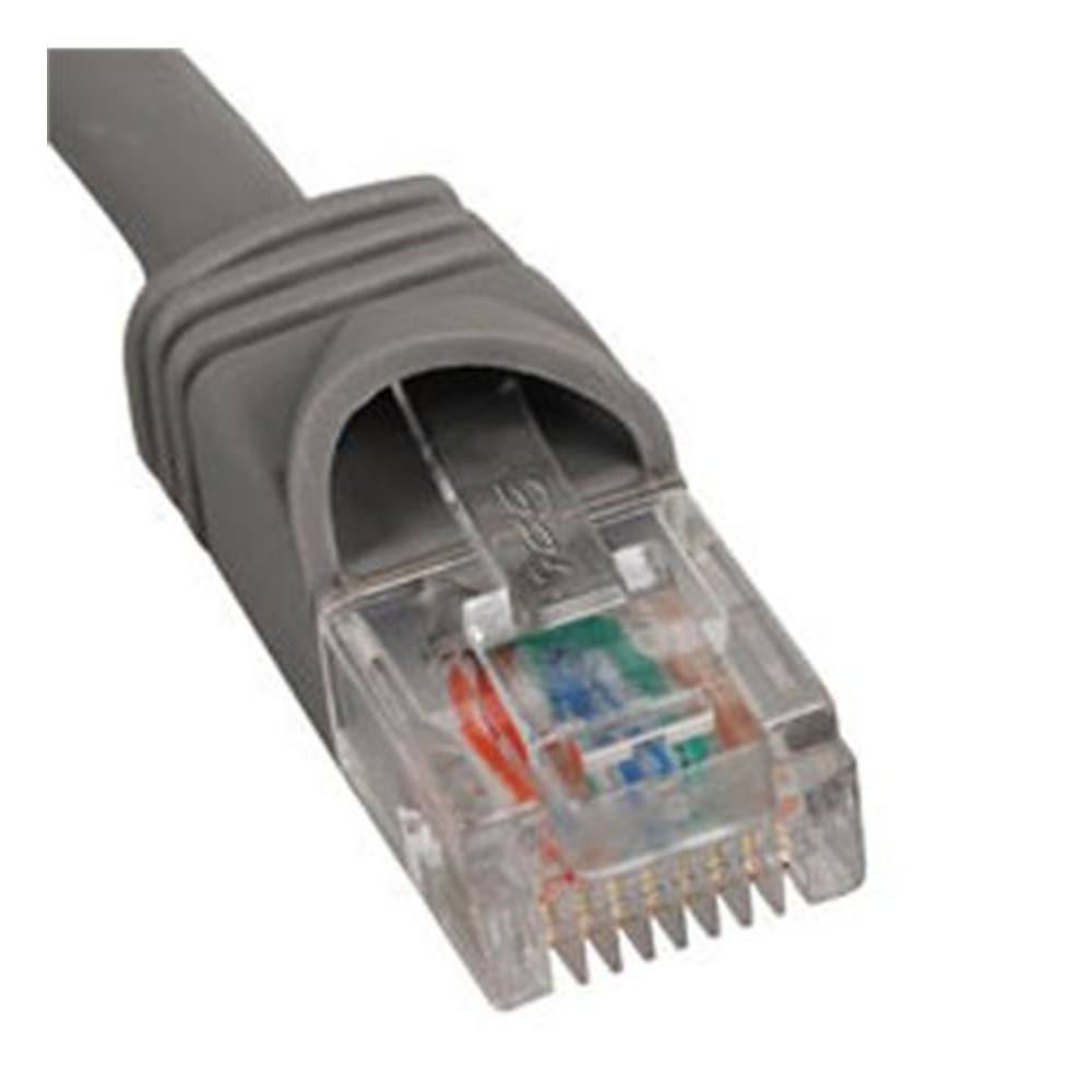 1 RD BOOT CAT 6 ICC ICC-ICPCSK01RD PATCH CORD