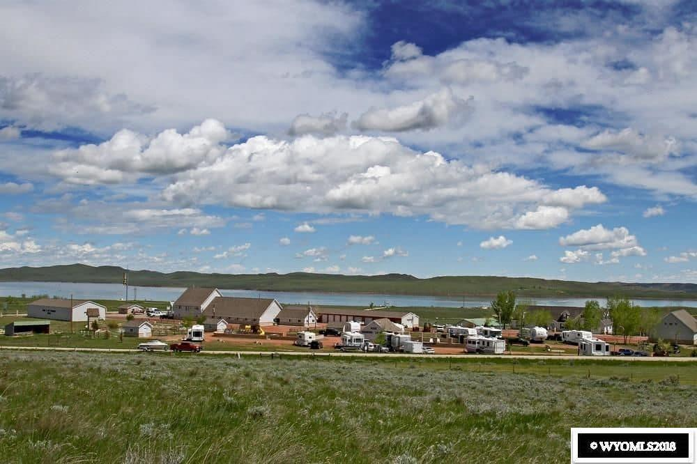 Lake Stop Resort, Buffalo, WY - North View