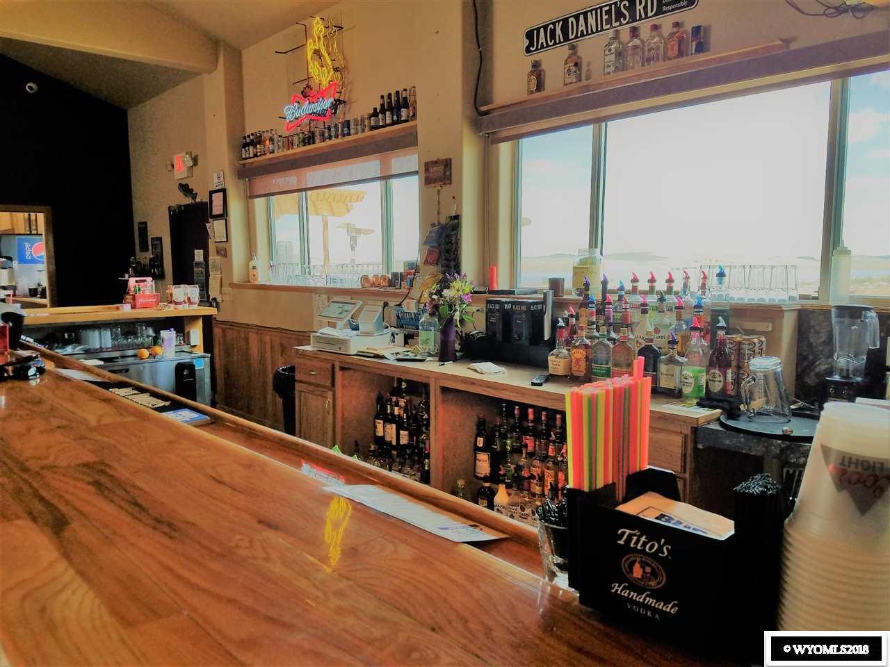 Lake Stop Resort - Bar