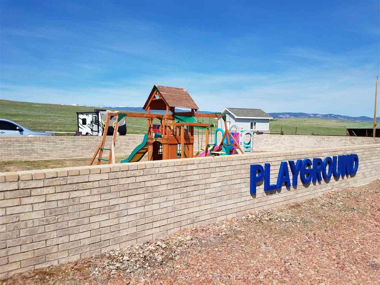 Resort Children Playground & Picnic Area.