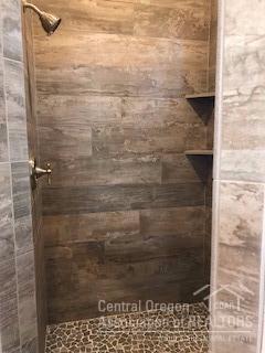 Master bath shower at 754 S Wrangler - wow!