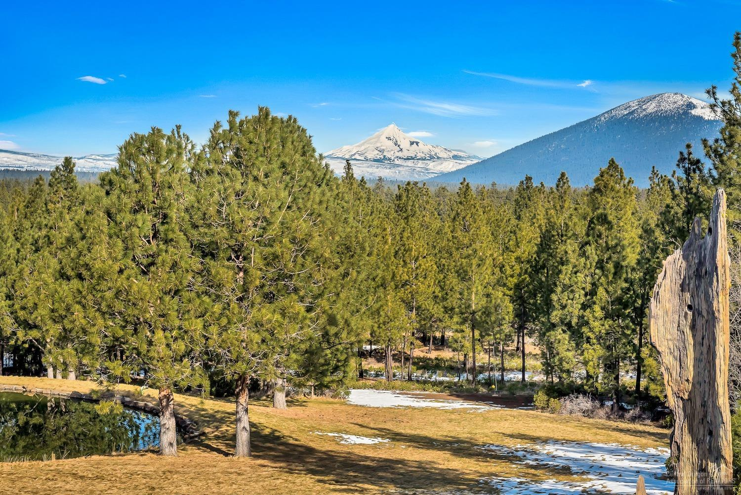 A bucolic Central Oregon landscape awaits as this