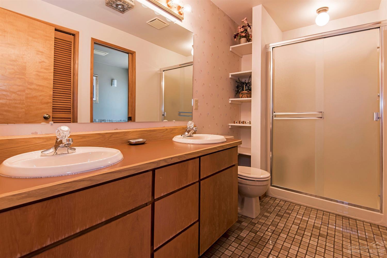 Main floor bathroom/shower