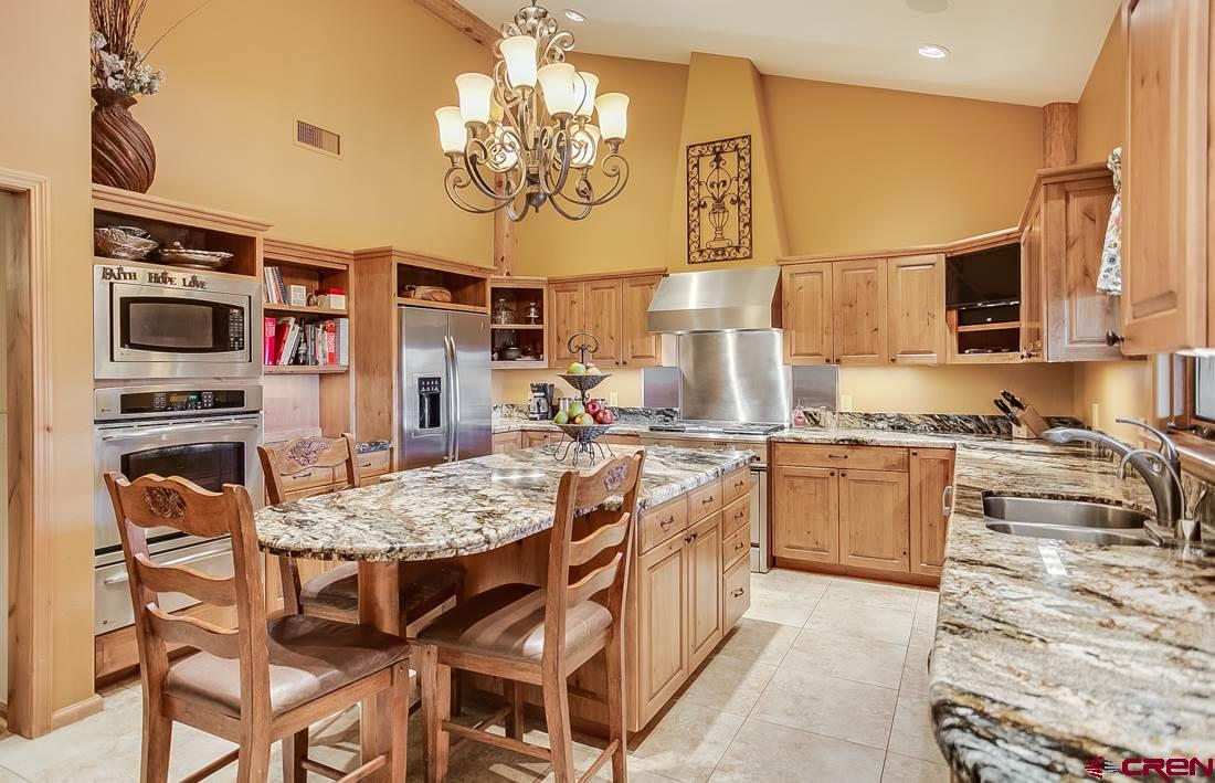 Master suite Kitchen