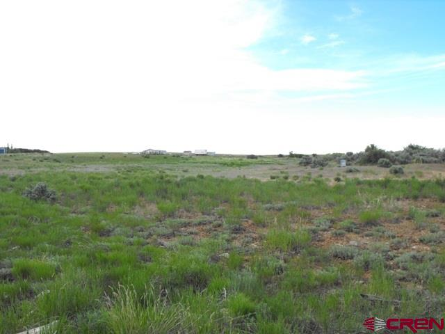 Looking north across Lot 2 to Lot 1 which has a ho