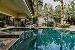 8149 Obannon Pool and back yard