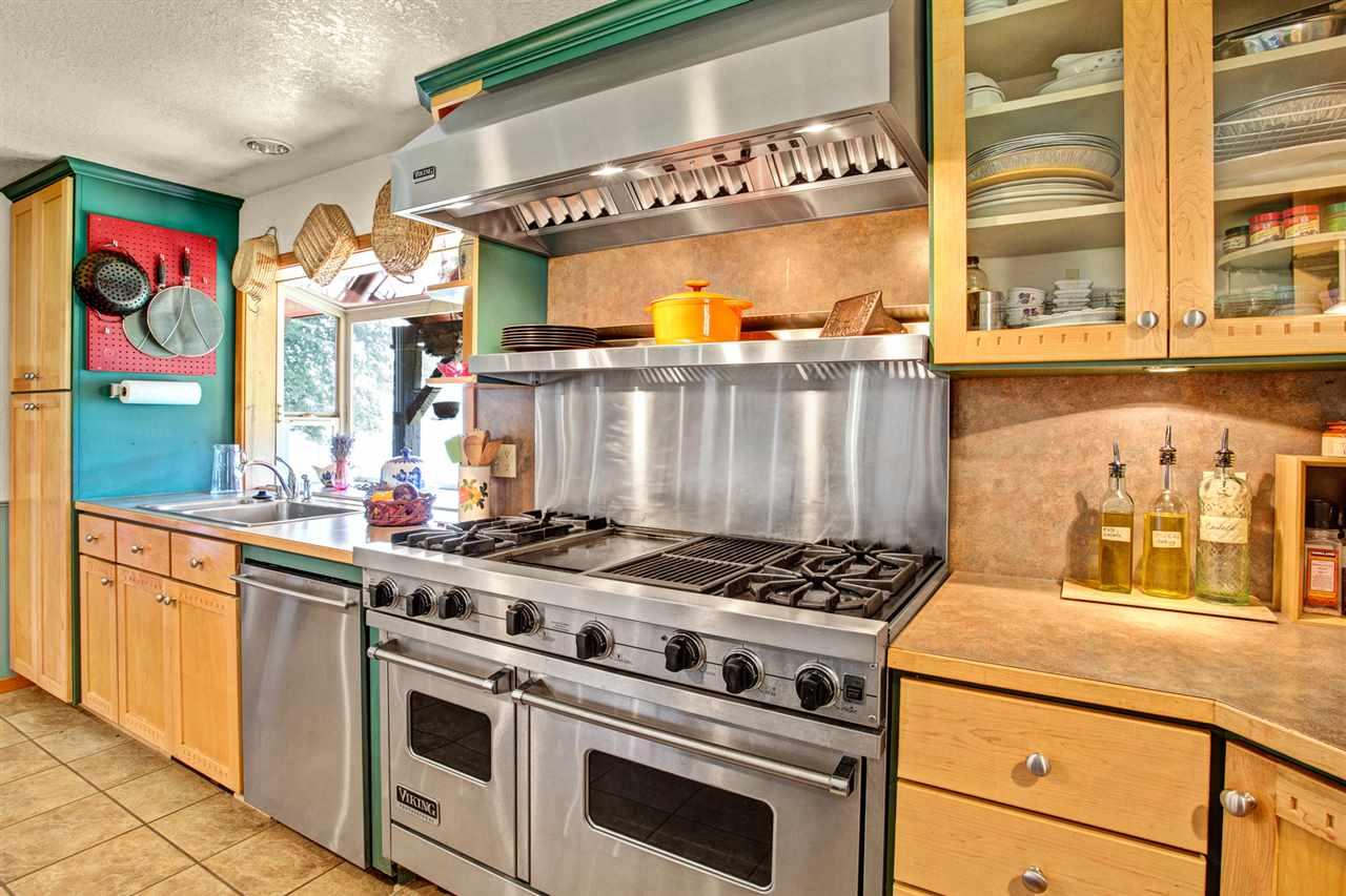 Viking Propane Oven and Stove