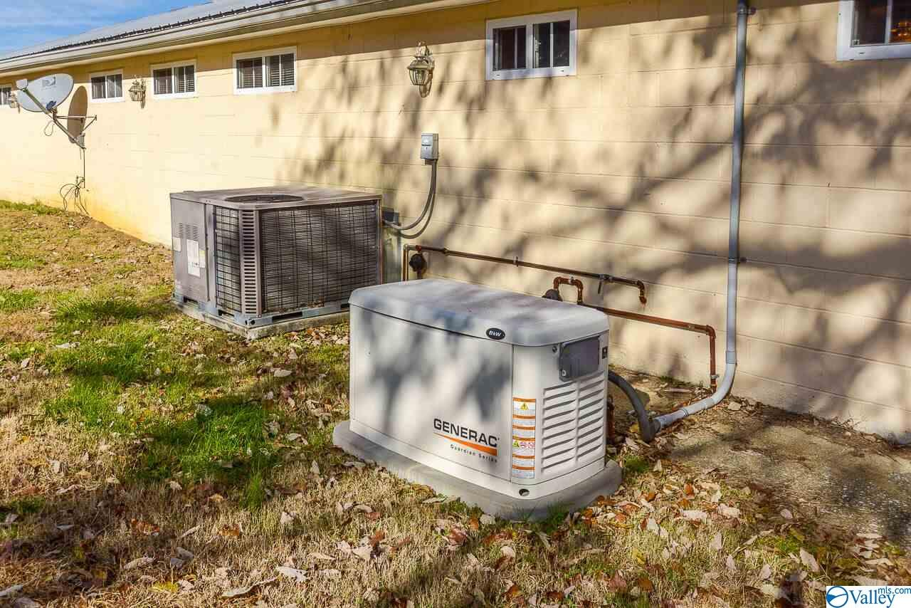 Guest house back up generator