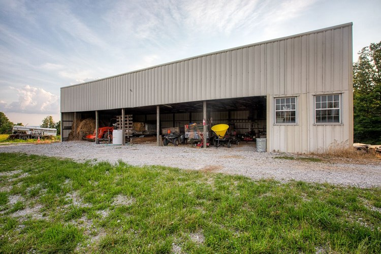 implement barn for all your equipment