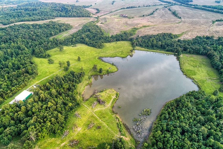 16+ acre lake (stocked)