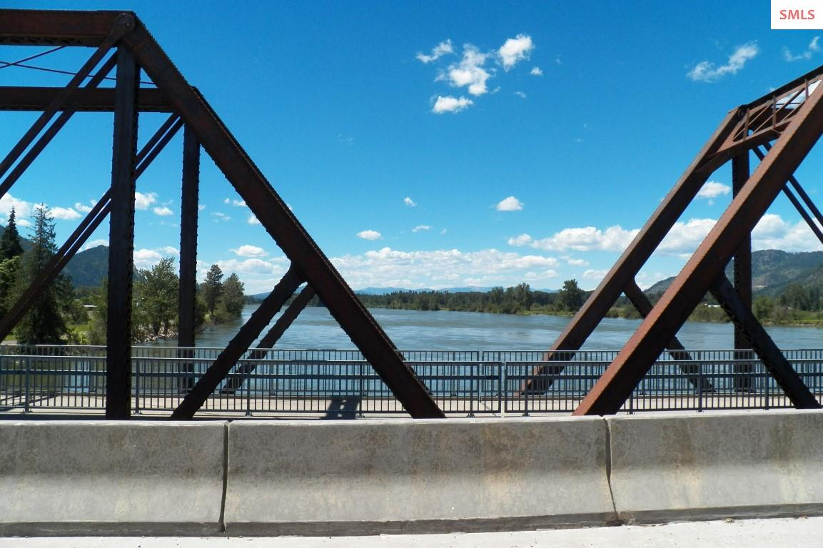 Bicycle Pedestrian Bridge for easy bike ride to to