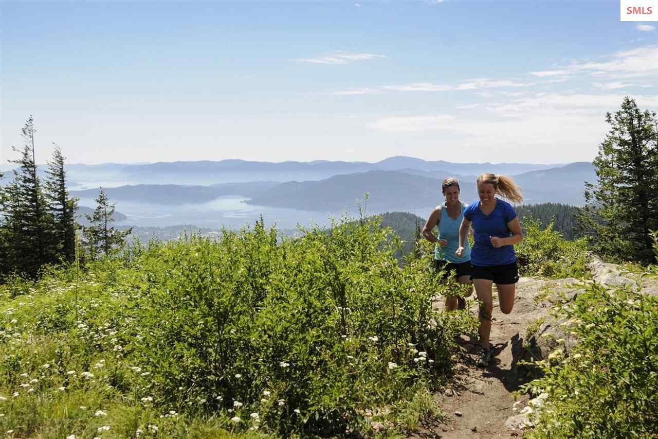 The Prettiest Trail Runs Around