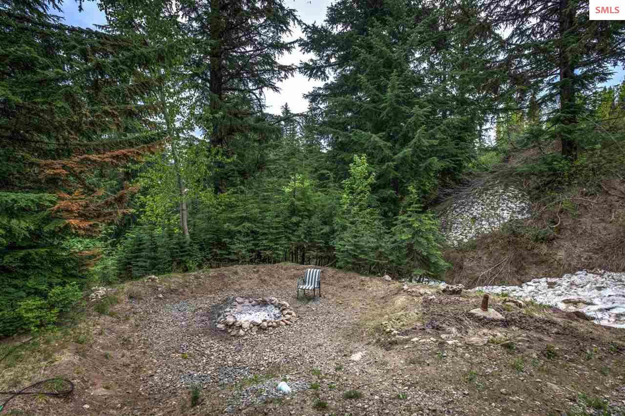 Lawn and Garden Area, Above the Creek