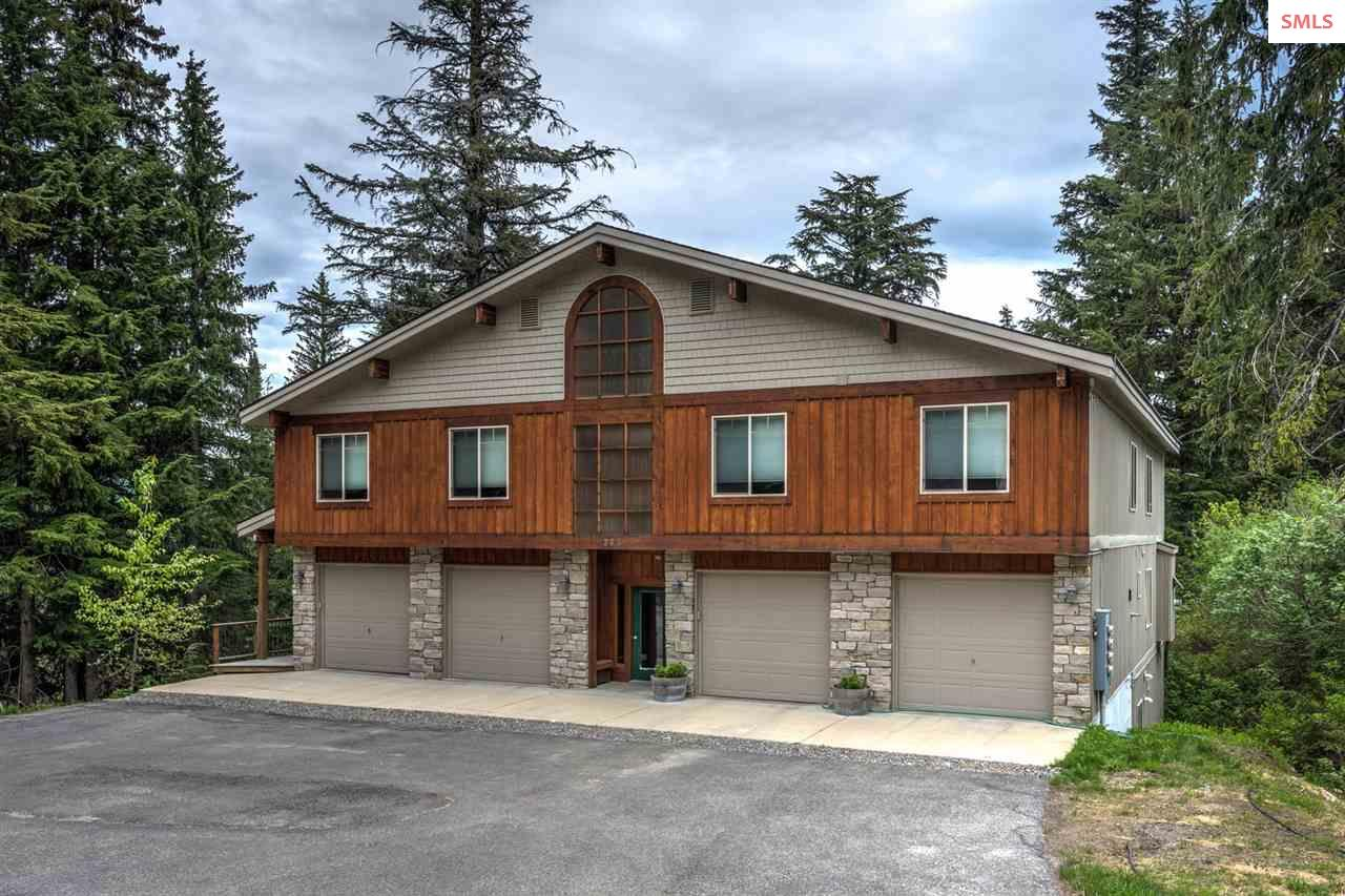 Two Car Garage and Ample Off Street Parking