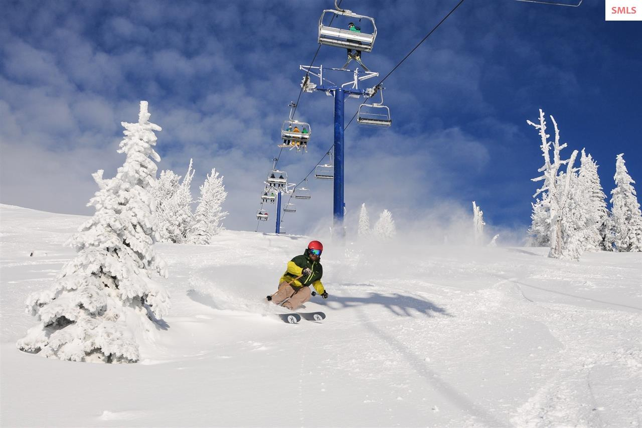 On Uncrowded Slopes