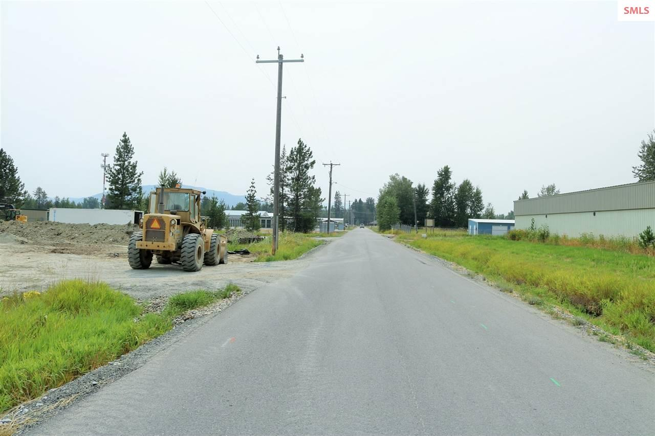 McNearney looking towards Kootenai Cutoff