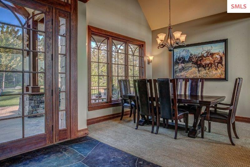 Open Floor Plan with Formal Dining Space