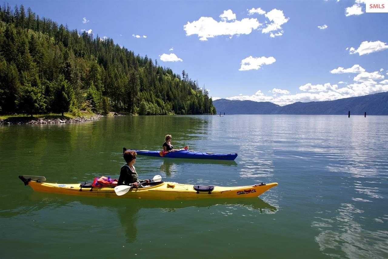 Plenty of water sport activities are available jus