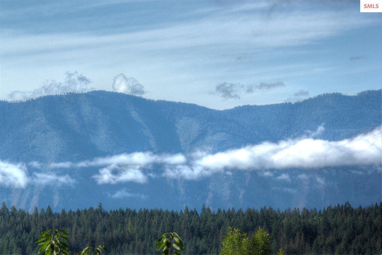 Breathtaking mountain views.