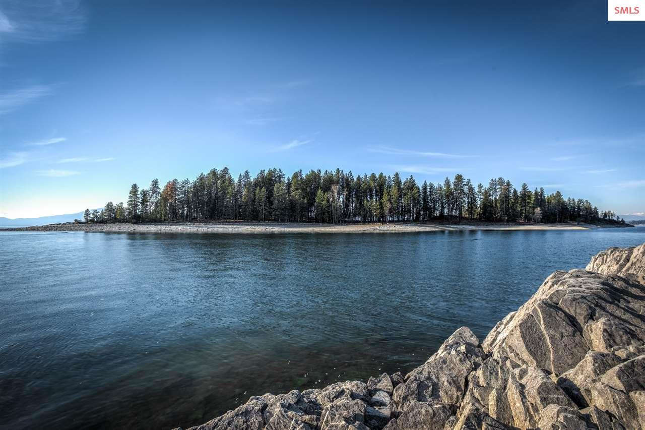 A 13+ Acre Island included with the sale of the ho